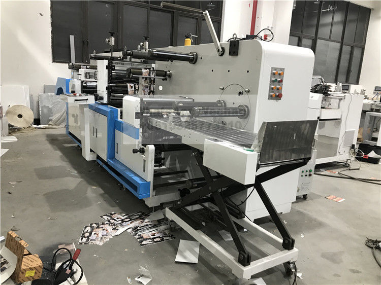 Rotary Label Die Cutting Machine With Multi Modes Full Rotary Intermittent IML